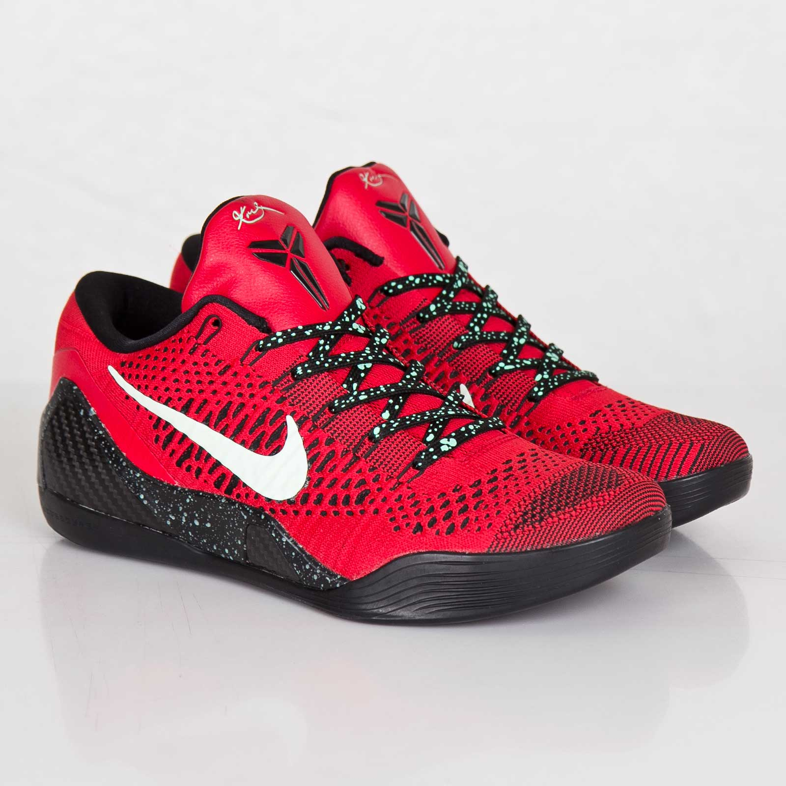 cheap for discount 12472 98fb9 Nike Kobe IX Elite Low - 639045-600 - Sneakersnstuff ...