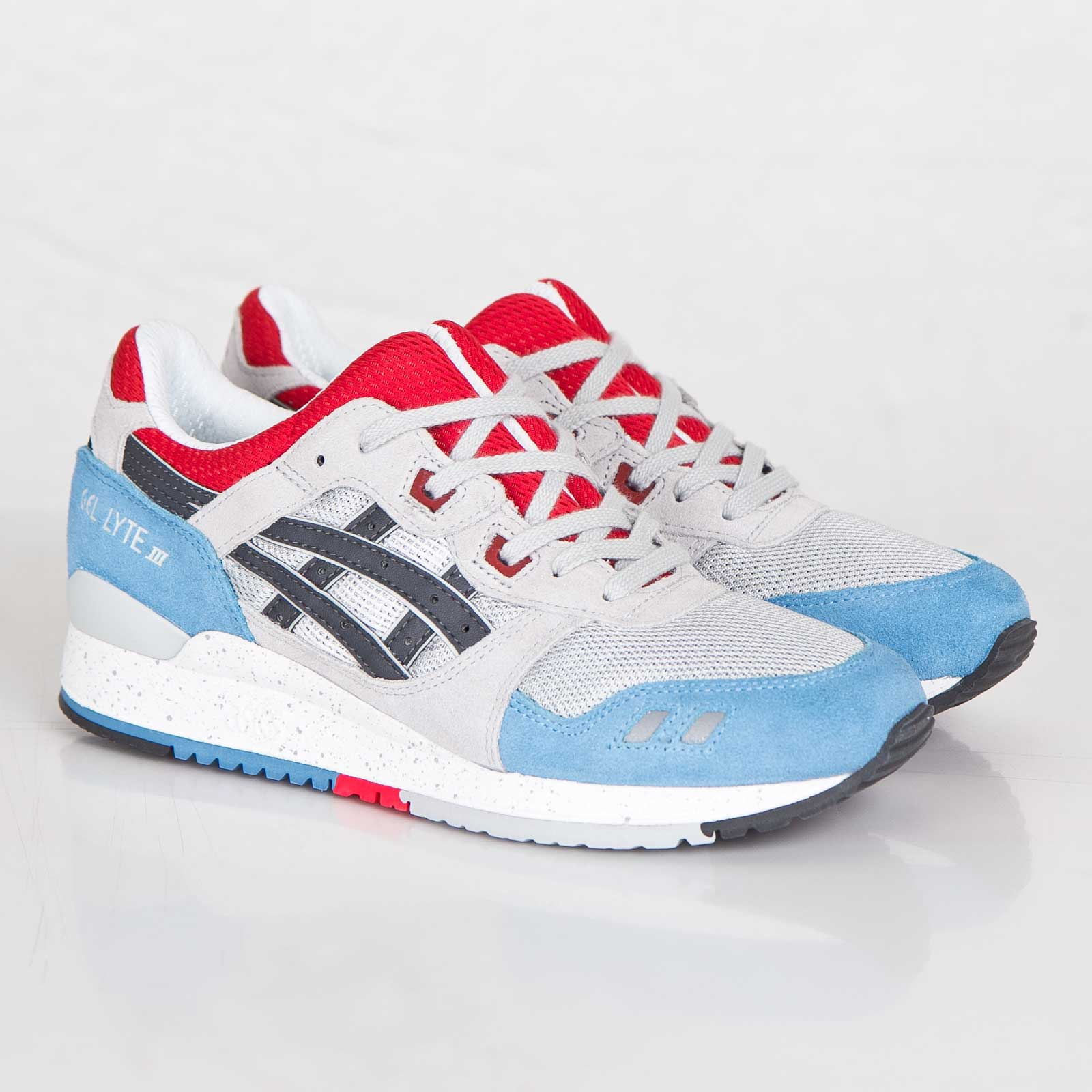 new product a256a 188ed ASICS Tiger Gel-Lyte III - H425n-1016 - Sneakersnstuff ...