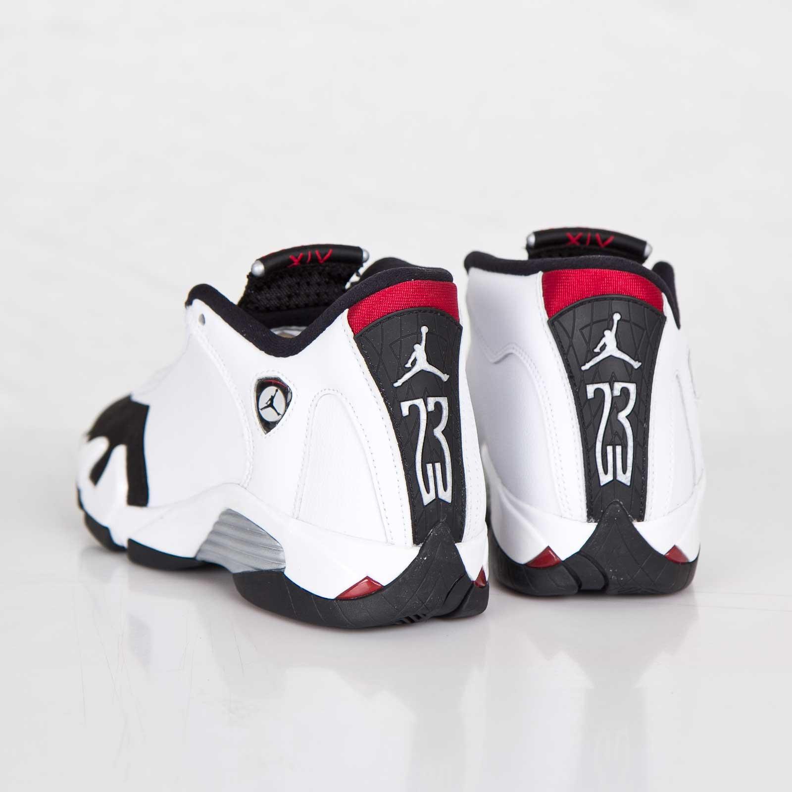 new product d9ca8 61f1e Jordan Brand Air Jordan 14 Retro (GS) - 654963-102 - Sneakersnstuff    sneakers   streetwear online since 1999