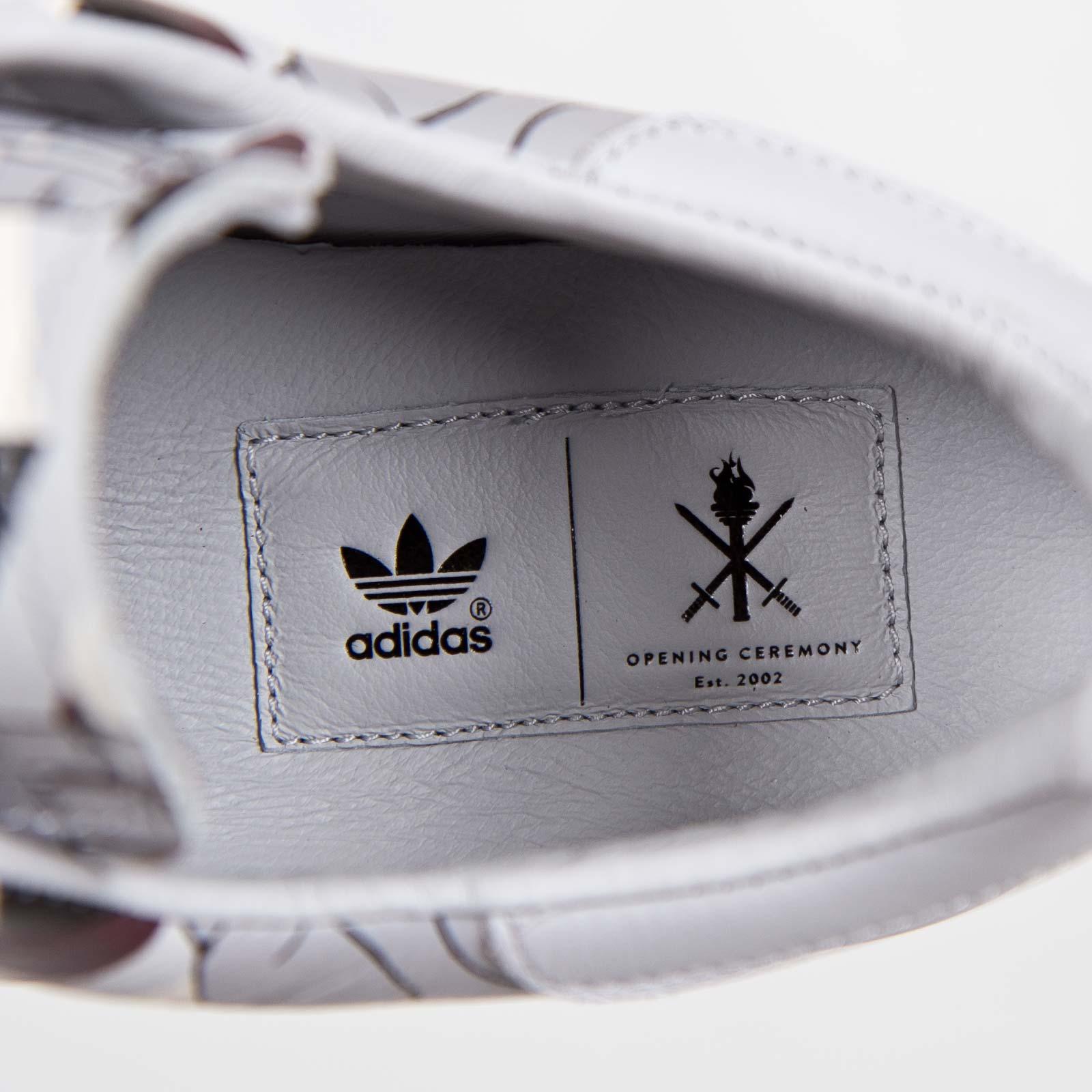 Zapatillas adidas Stan Smith b35647 sneakersnstuff oC