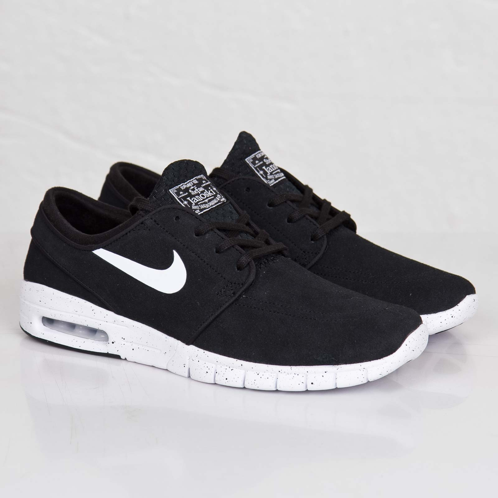 cheap for discount cdbbc 930ab Nike Stefan Janoski Max Leather