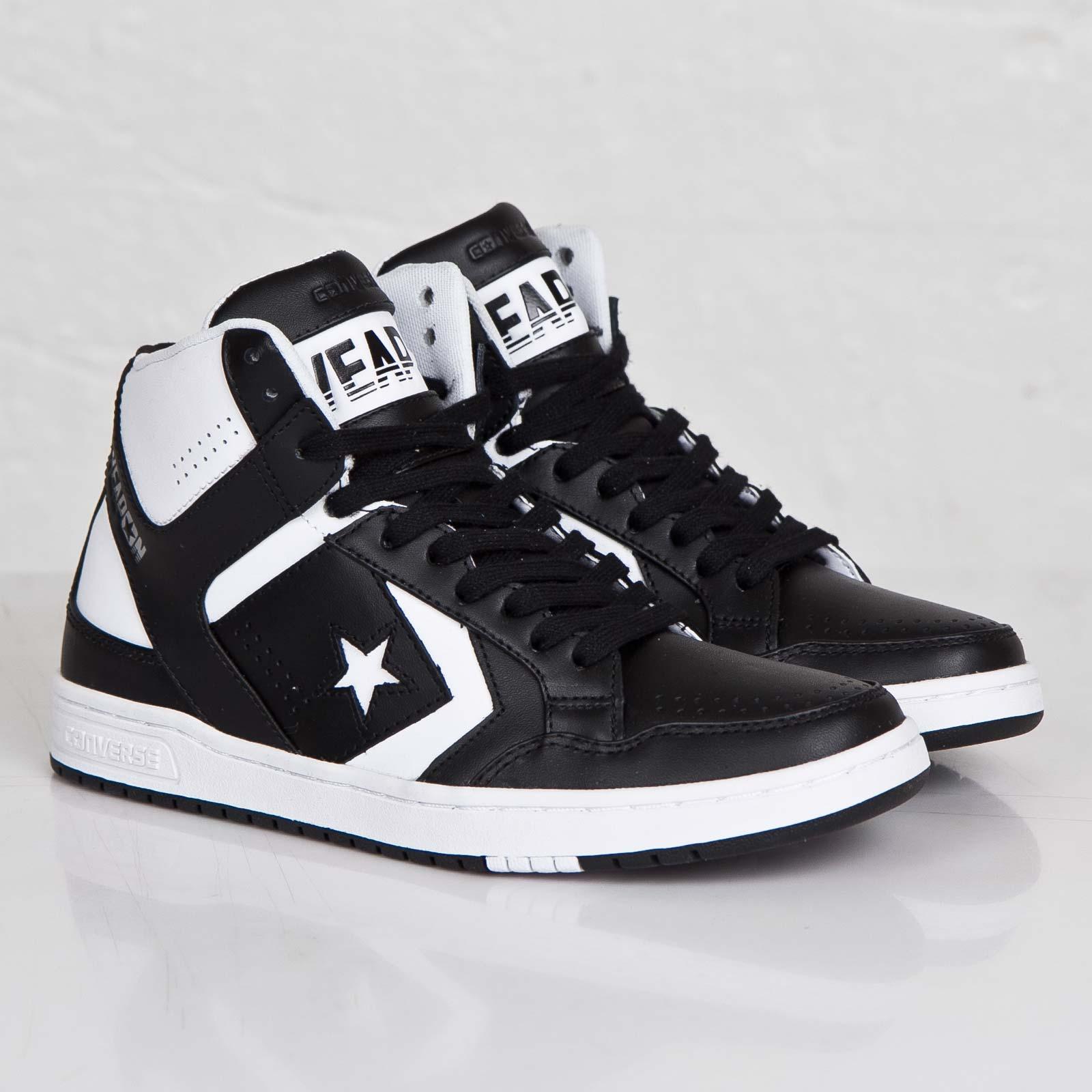 e6bce03fc42 Converse Weapon mid - 144545c - Sneakersnstuff | sneakers ...