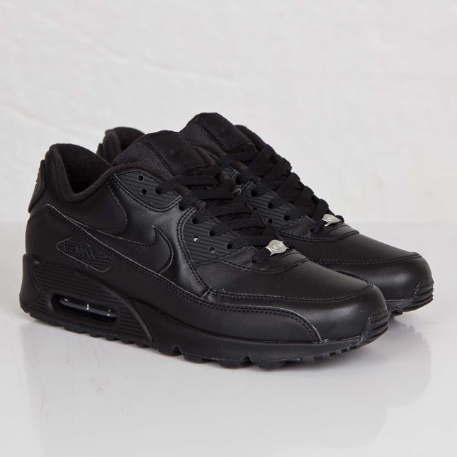 new product 7a857 3cb61 ... nike air max 90 leather 302519 001 sneakersnstuff sneakers streetwear  på nätet sen 1999