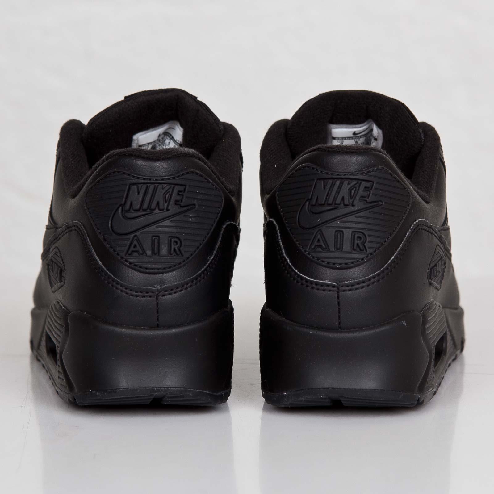 sale retailer ad2ff 46bd7 Nike Air Max 90 Leather - 302519-001 - Sneakersnstuff   sneakers    streetwear online since 1999