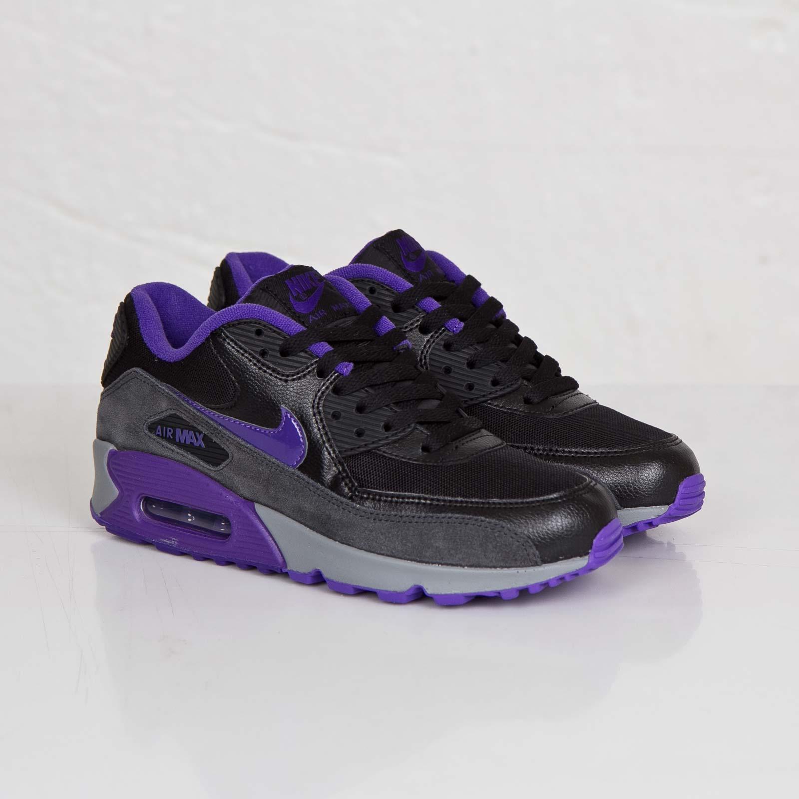 Classic Nike Wmns Air Max 90 Essential Dark Grey Hyper