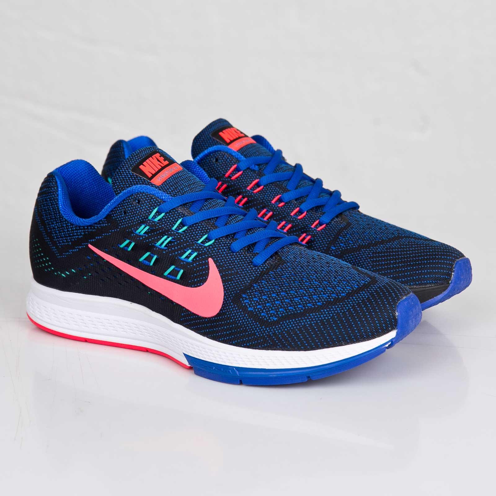 sale retailer 6ee1a bda63 Nike Air Zoom Structure 18 - 683731-400 - Sneakersnstuff ...