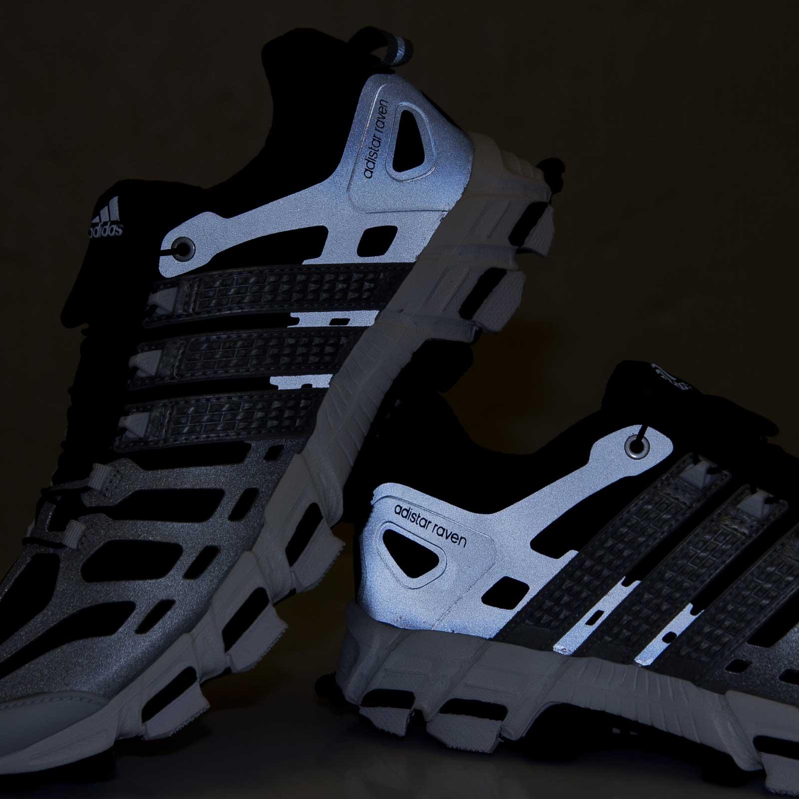 premium selection 716bc 75022 ... adidas adistar raven 3 glow zone