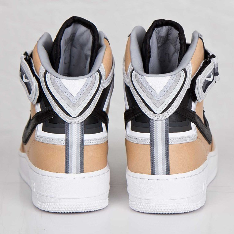 Nike Air Force 1 Mid SP Tisci 677130 200 Sneakersnstuff
