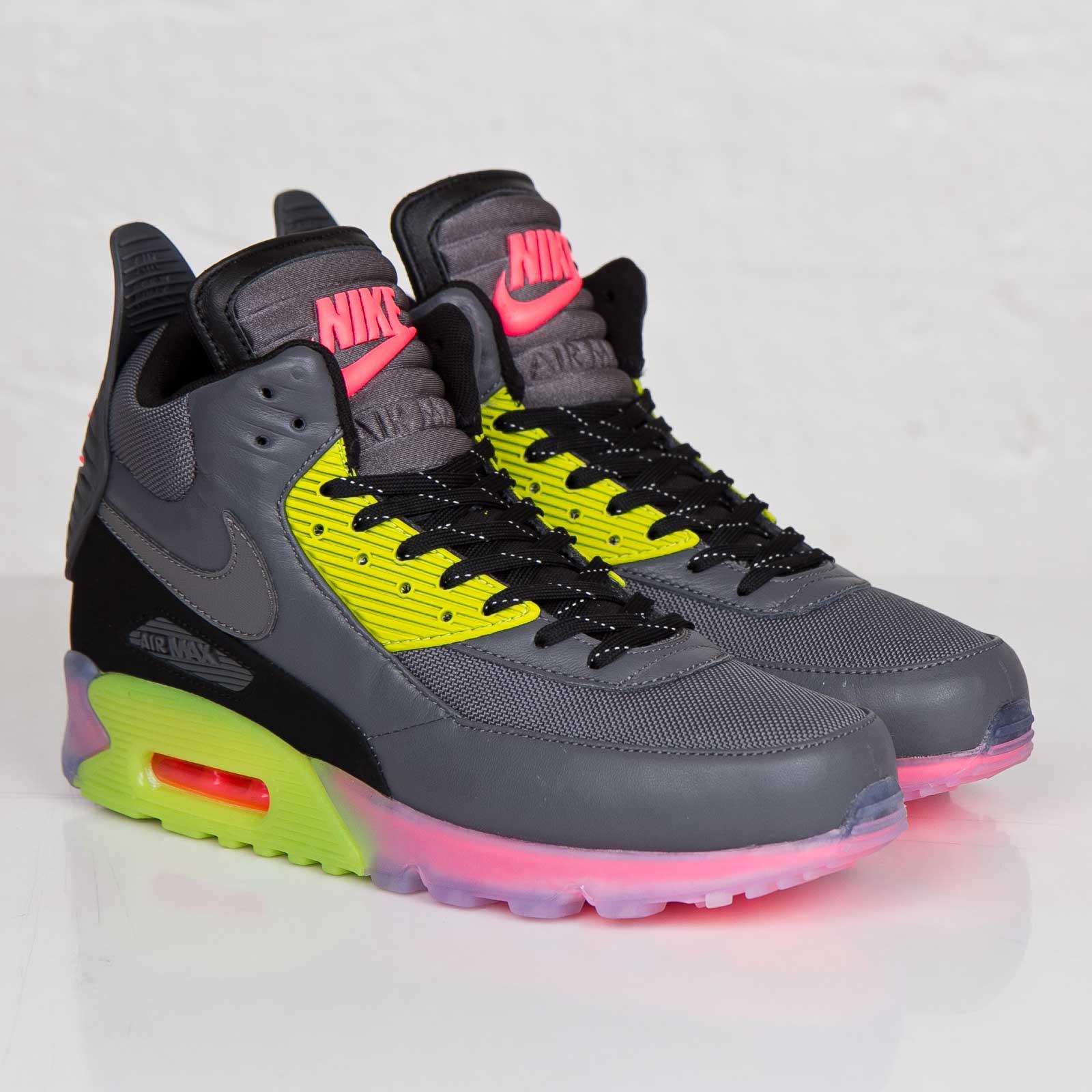 5062e61c7e95 Nike Air Max 90 Sneakerboot Ice - 684722-002 - Sneakersnstuff ...