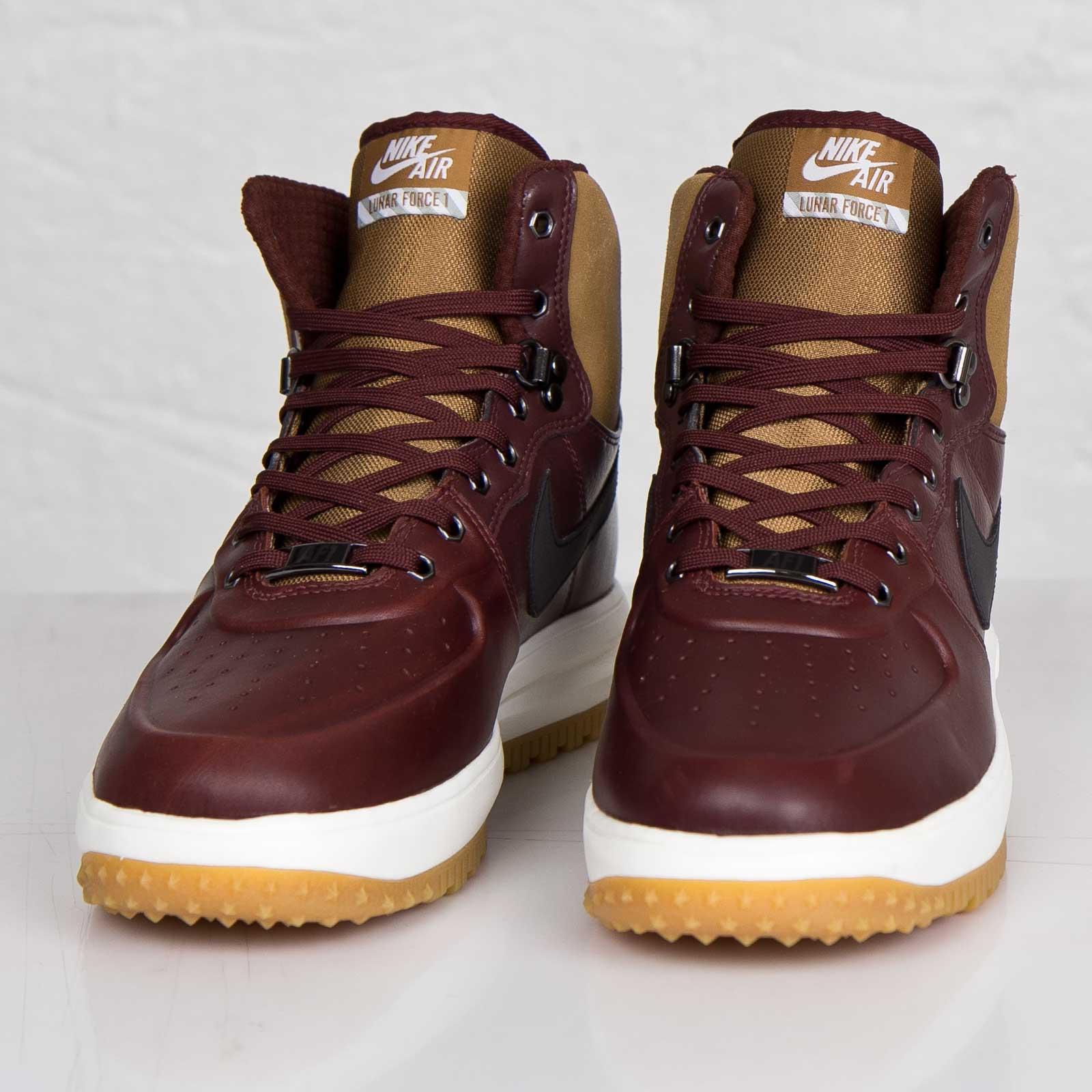 Nublado nosotros Biblioteca troncal  Nike Lunar Force 1 Sneakerboot - 654481-200 - Sneakersnstuff | sneakers &  streetwear online since 1999