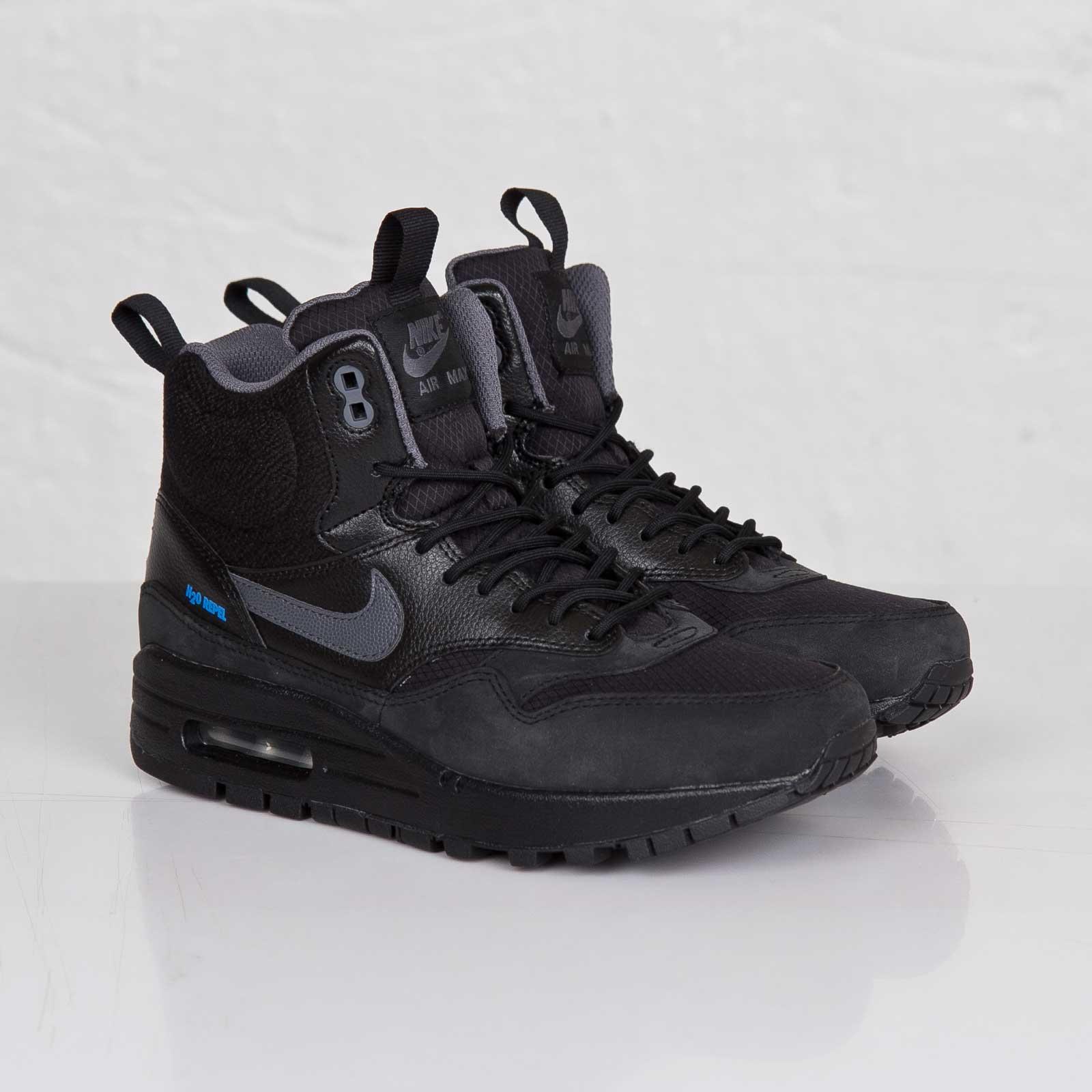 Nike WMNS Air Max 1 Mid Sneakerboot - 685267-001 - SNS | sneakers ...