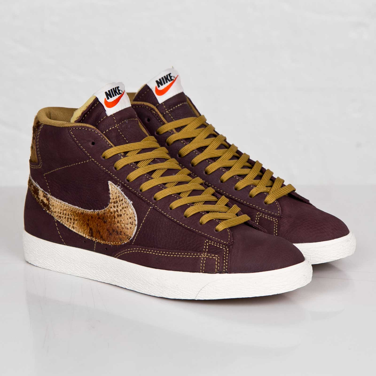 half off 2f865 c1ea4 Nike Blazer Mid Premium VNTG QS
