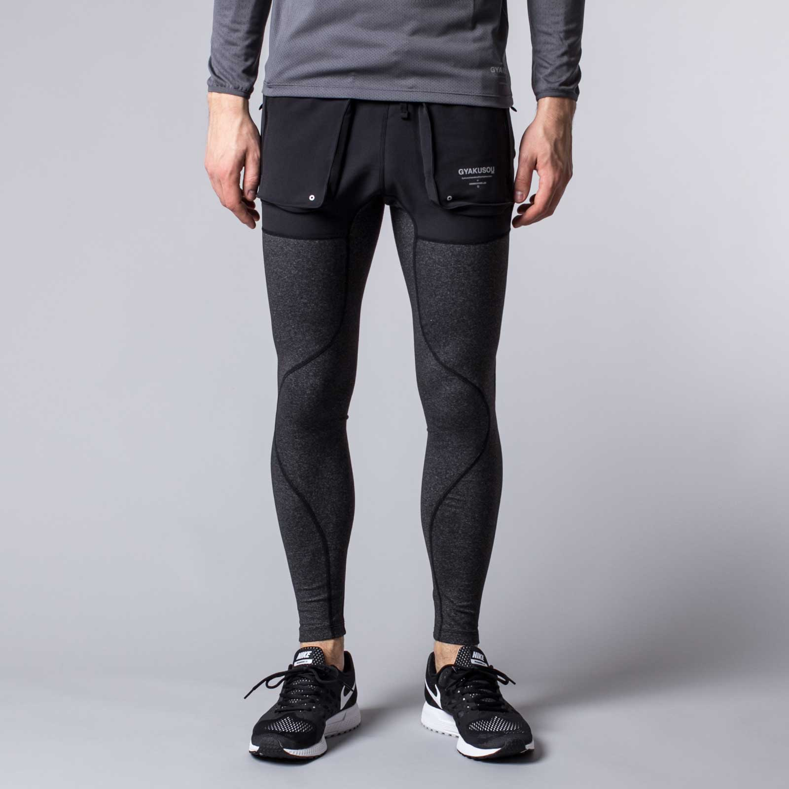 Nike AS Gyakusou Utility Long Tights - 658485-010 - Sneakersnstuff ... 2bcd0d6bf