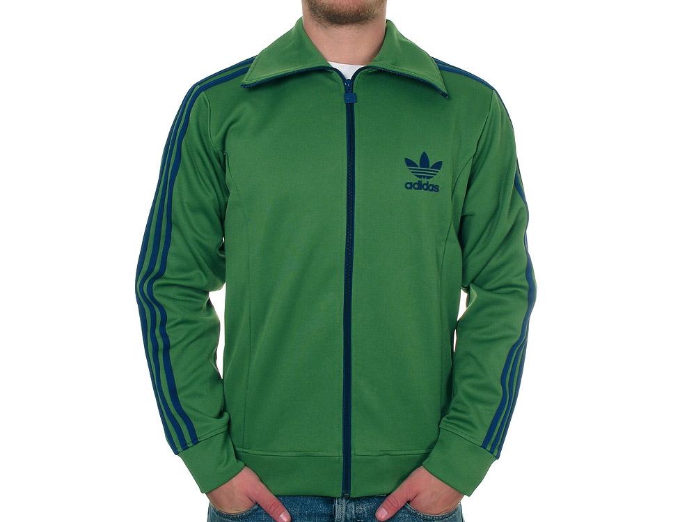 adidas Europa TT jacket green