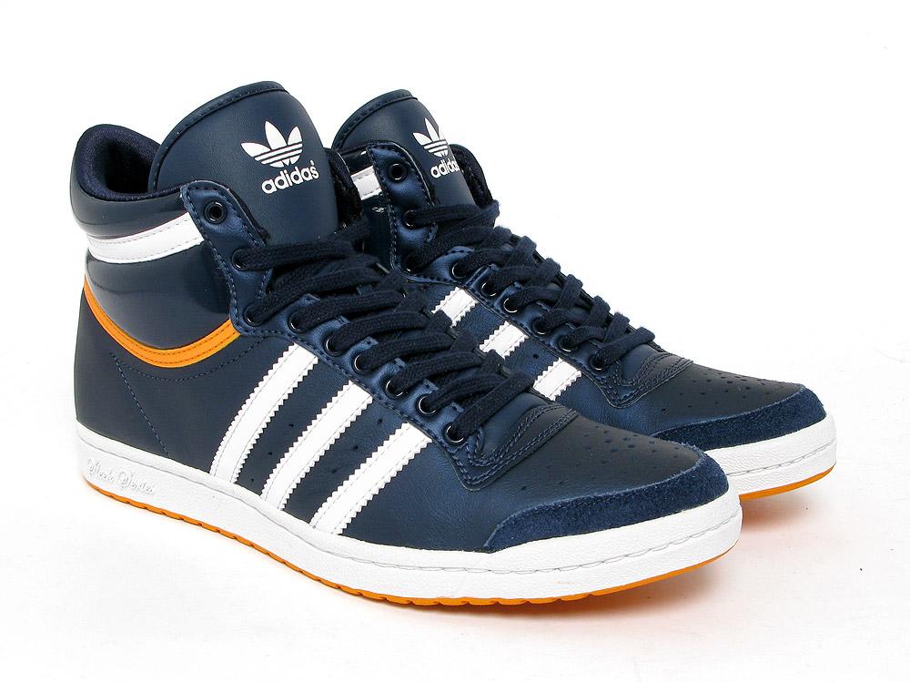 premium selection b8b5e 0a1dc adidas Top Ten Hi Sleek
