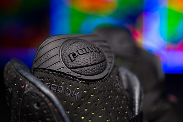 Reebok The Pump Blacklights - 3
