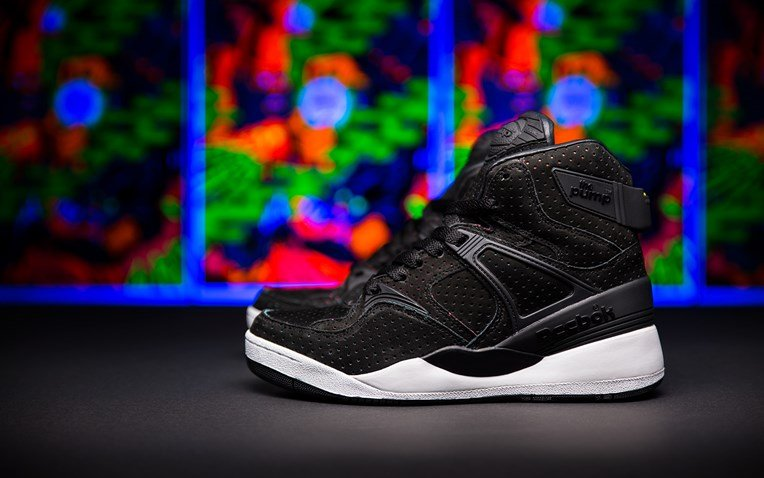 Reebok The Pump Blacklights - 2