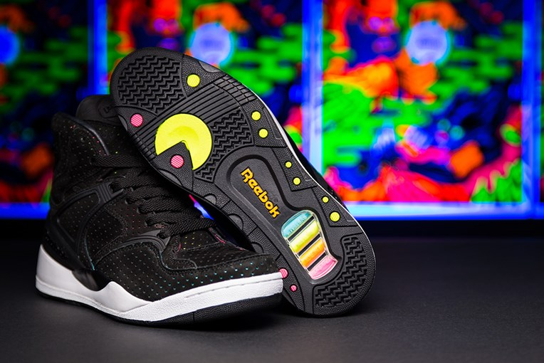 Reebok The Pump Blacklights - 6