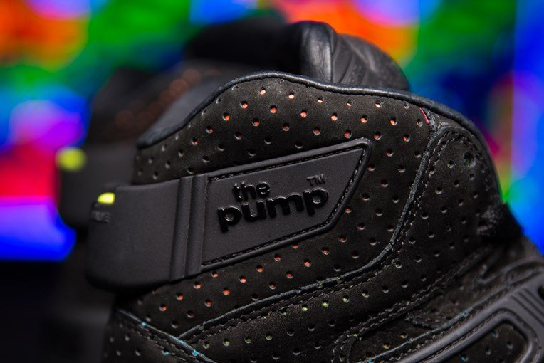 Reebok The Pump Blacklights - 8