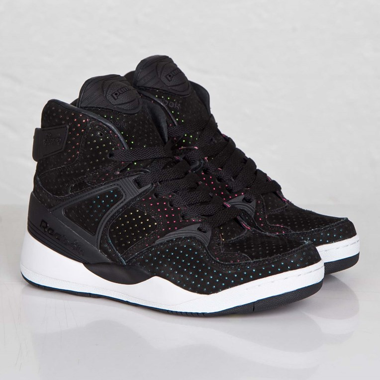 Reebok The Pump Blacklights