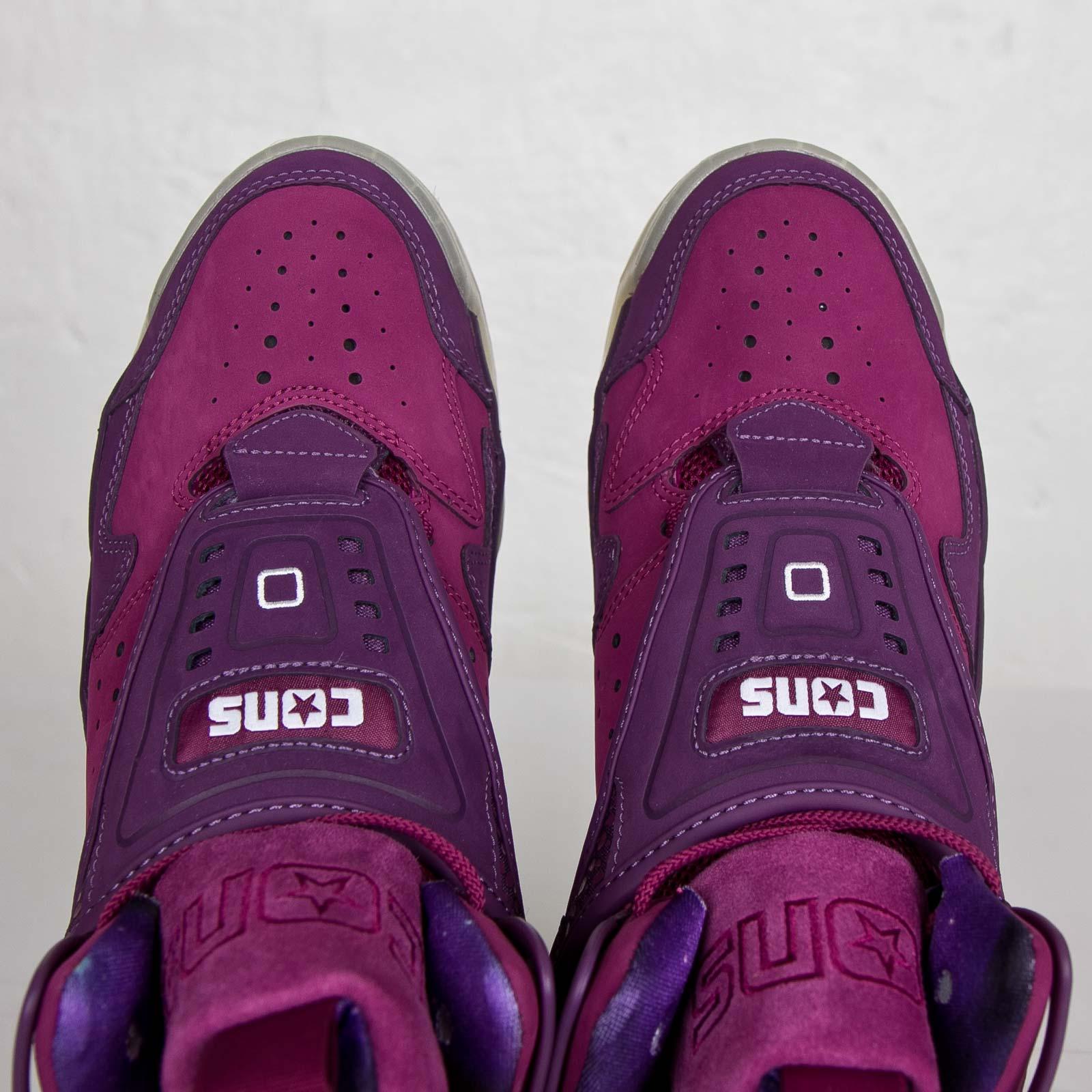 9560a903338f4d Converse Aero Jam Invader Mid - 146707c - Sneakersnstuff