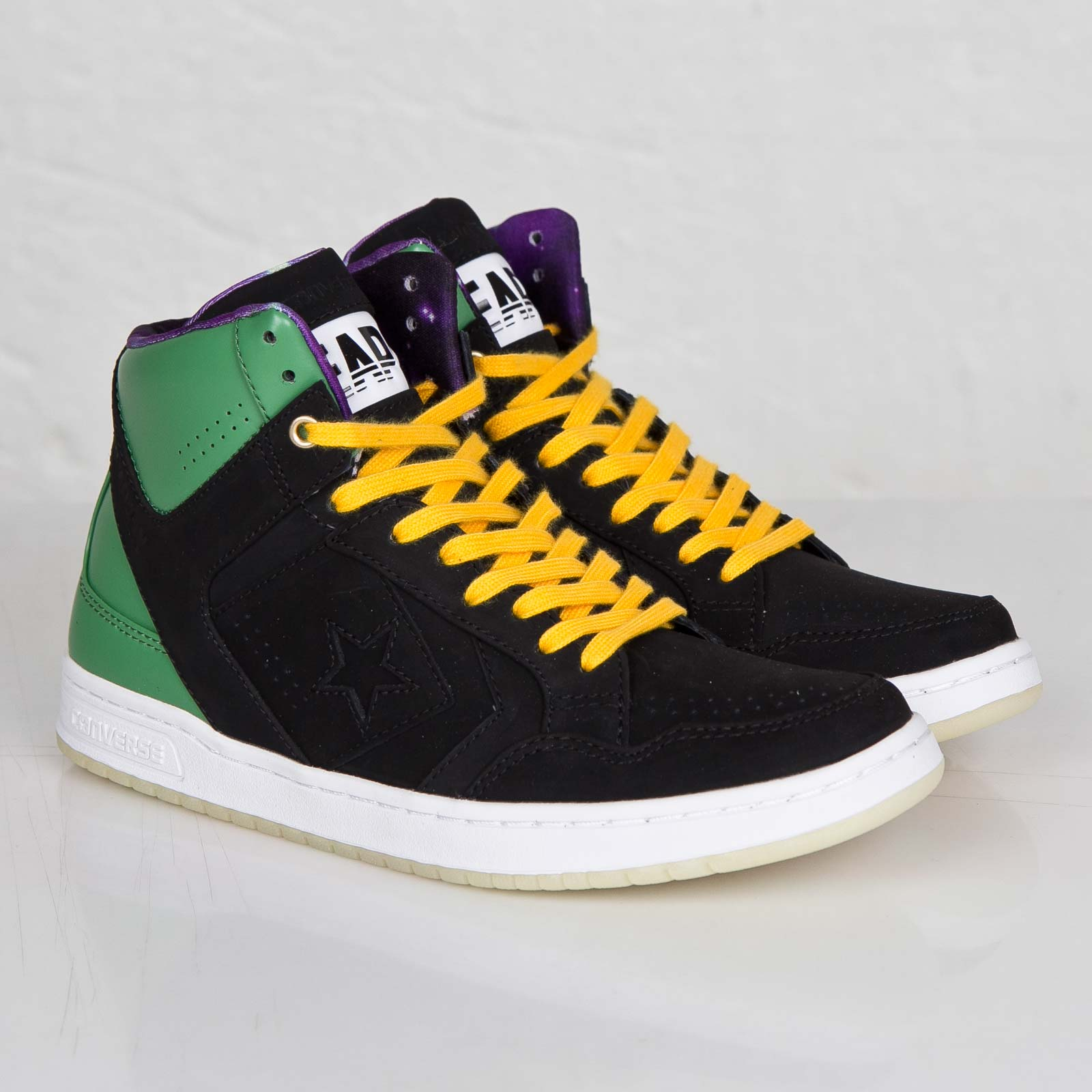 bloquear cartel Departamento  Converse Weapon Invader Mid - 146940c - Sneakersnstuff I Sneakers &  Streetwear online seit 1999