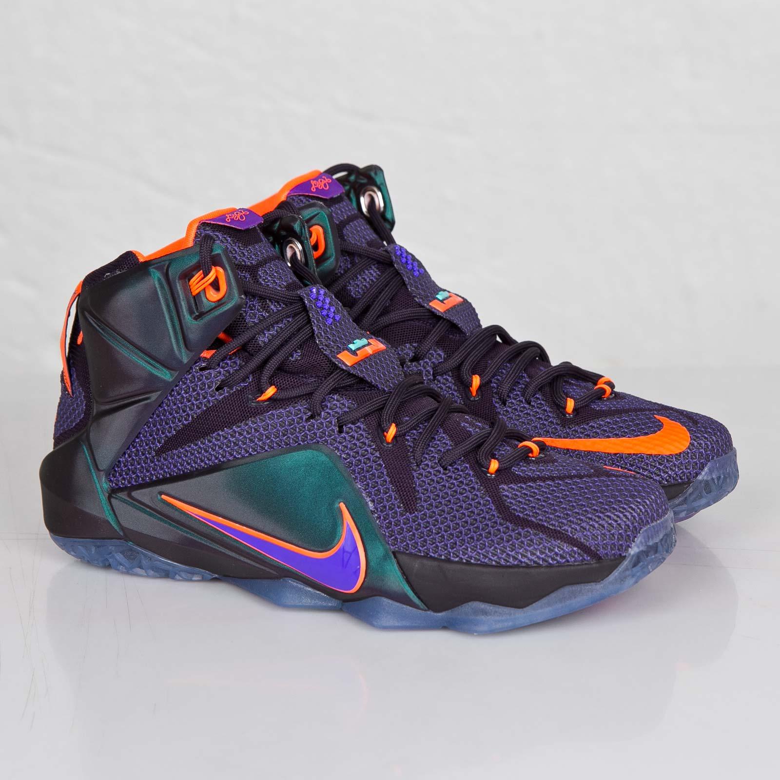 286ed3b2bb8f59 Nike Lebron XII - 684593-583 - Sneakersnstuff