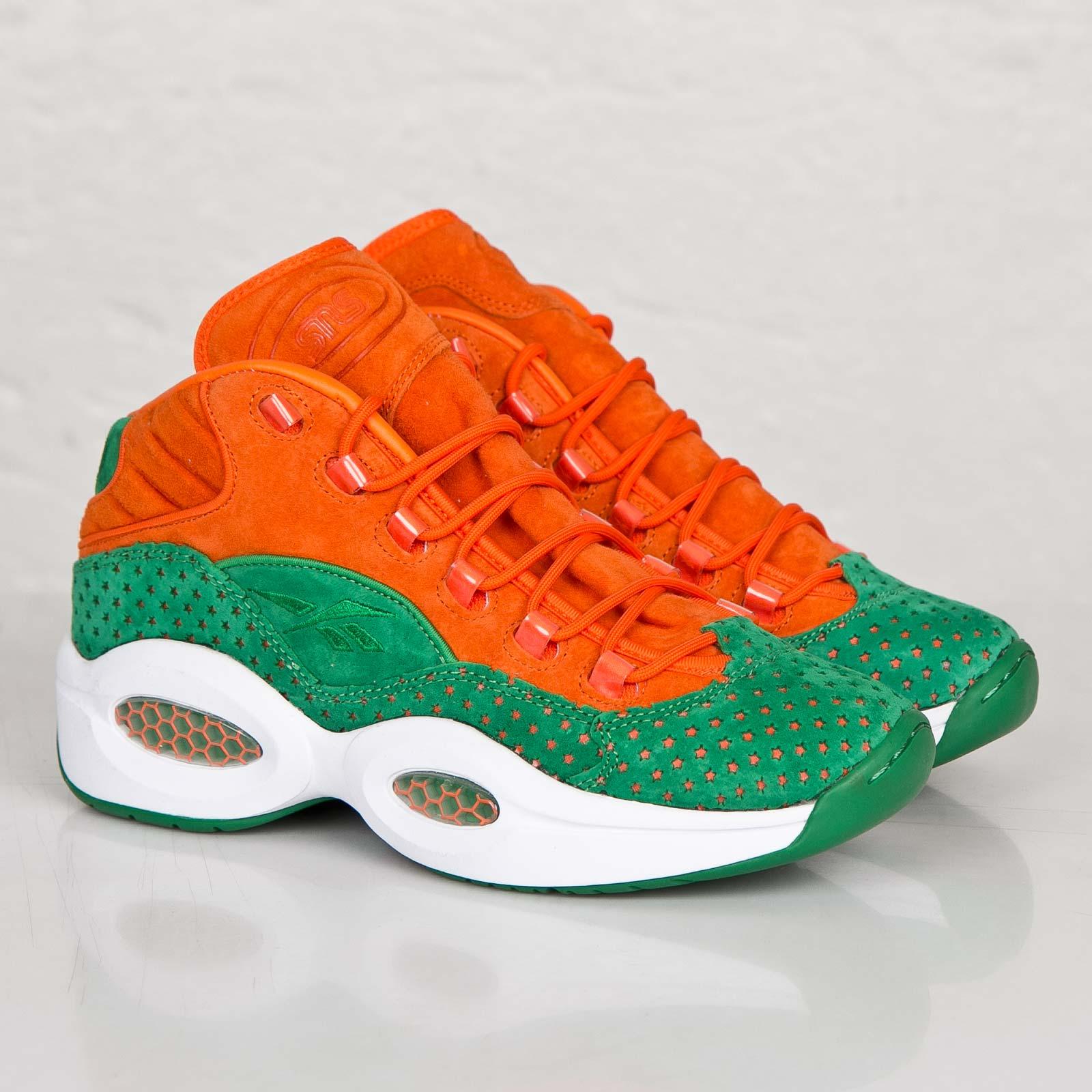 Reebok Question Mid M44914 Sneakersnstuff | sneakers