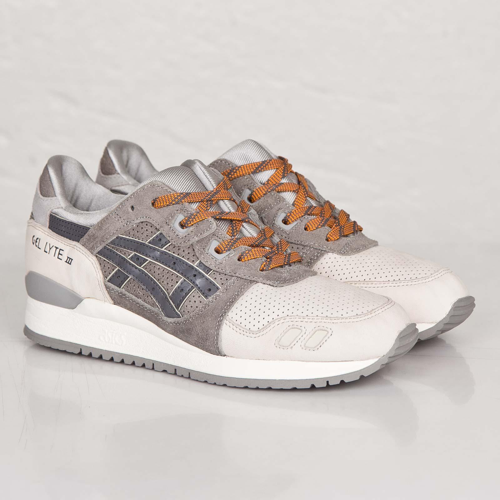 ASICS SportStyle Gel-Lyte III - H42nk-1311 - Sneakersnstuff ...