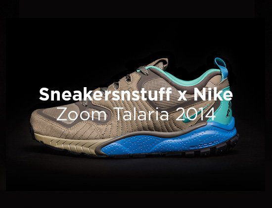Nike Zoom Talaria 2014 - Fearless Living