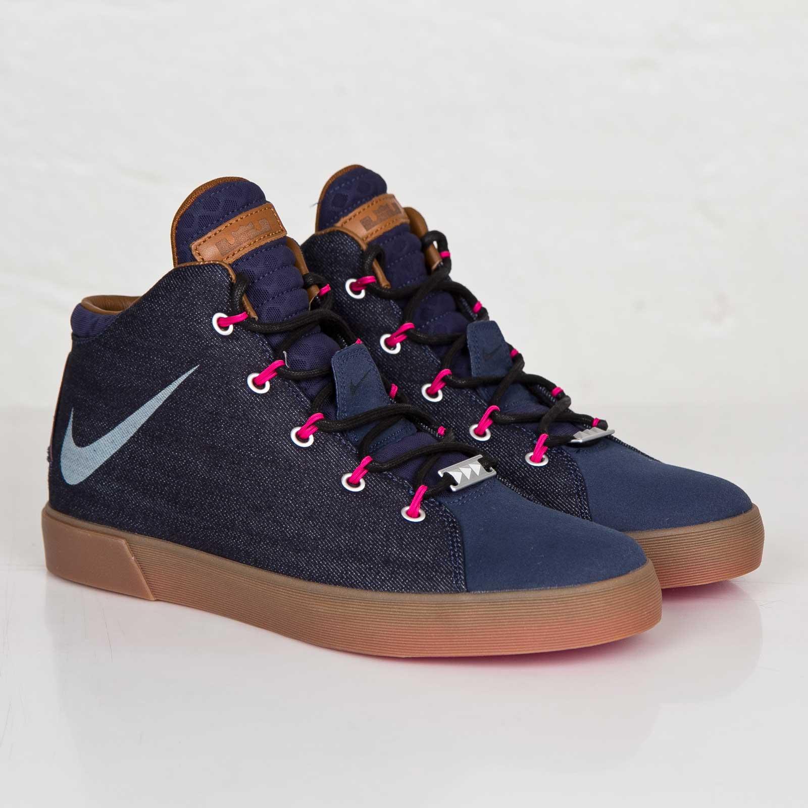 953810427c Nike Lebron XII NSW Denim LFSTYL QS - 716424-400 - Sneakersnstuff ...