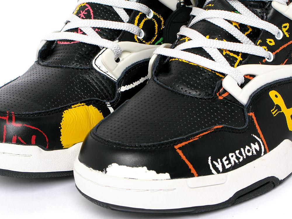 Reebok Pump Omni Lite Basquiat - 82904 - Sneakersnstuff  c0c103303