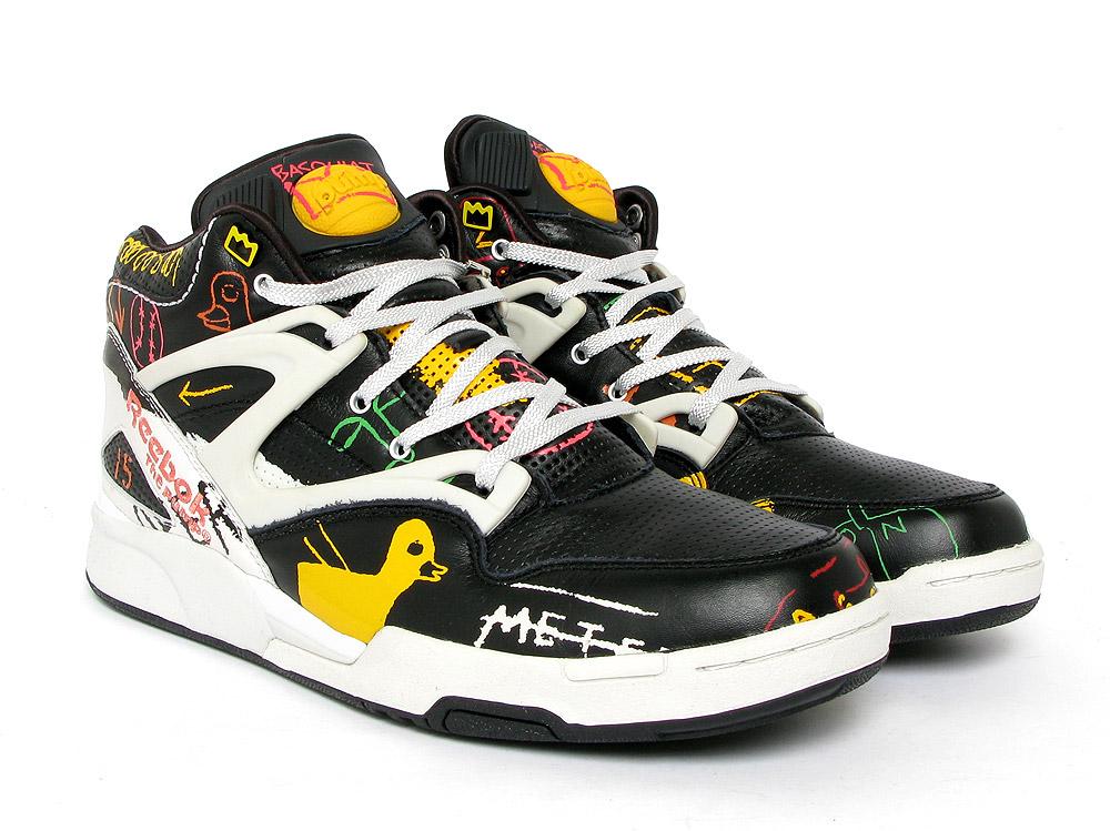 cheaper fc798 933e7 Reebok Pump Omni Lite Basquiat