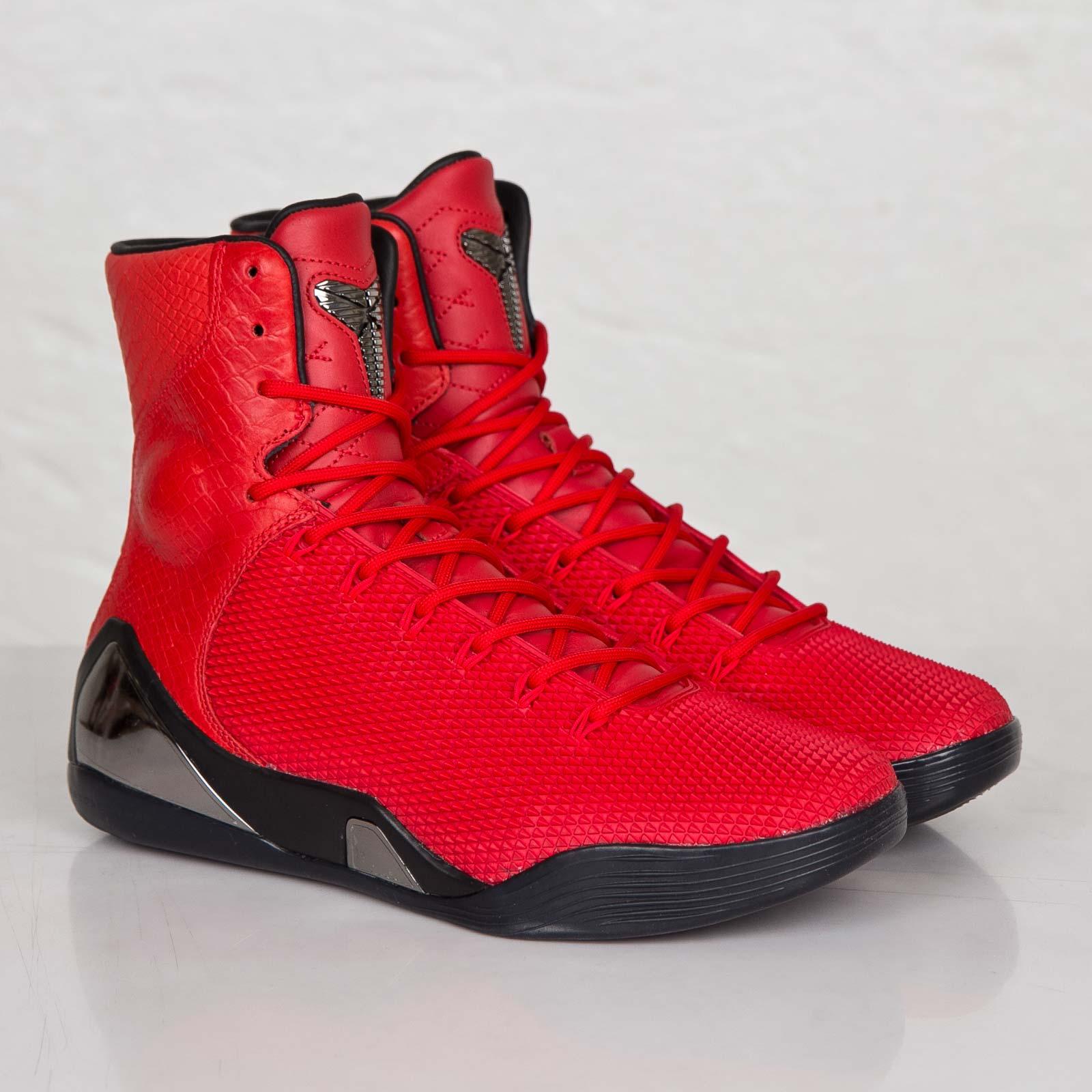 056f1511aeb94 Nike Kobe IX HI KRM EXT QS - 716993-600 - Sneakersnstuff | sneakers ...