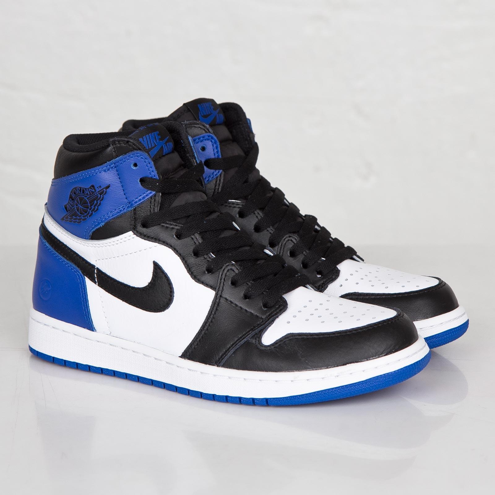 19851cfe1a6535 Jordan Brand Air Jordan 1 X Fragment - 716371-040 - Sneakersnstuff ...