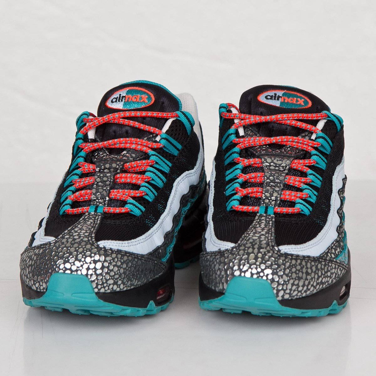 huge discount 1ee6e 2f9b4 Nike Air Max 95 Deluxe QS - 728475-001 - Sneakersnstuff   sneakers    streetwear online since 1999