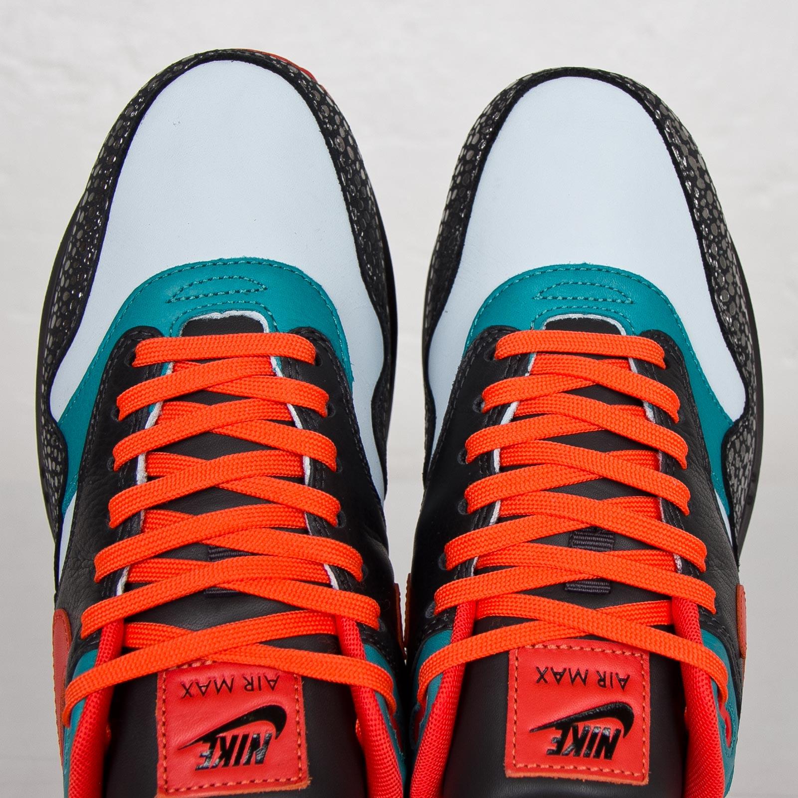 Nike Air Max Lunar1 Deluxe QS 717598 400 Sneakersnstuff