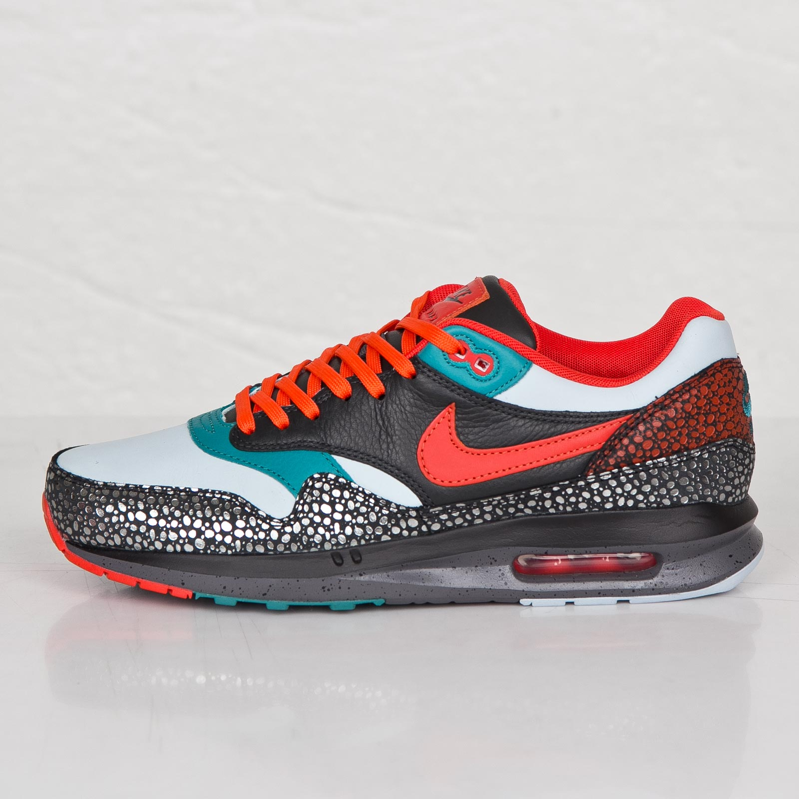 reputable site ce835 c41ff Nike Air Max Lunar1 Deluxe QS - 717598-400 - Sneakersnstuff ...
