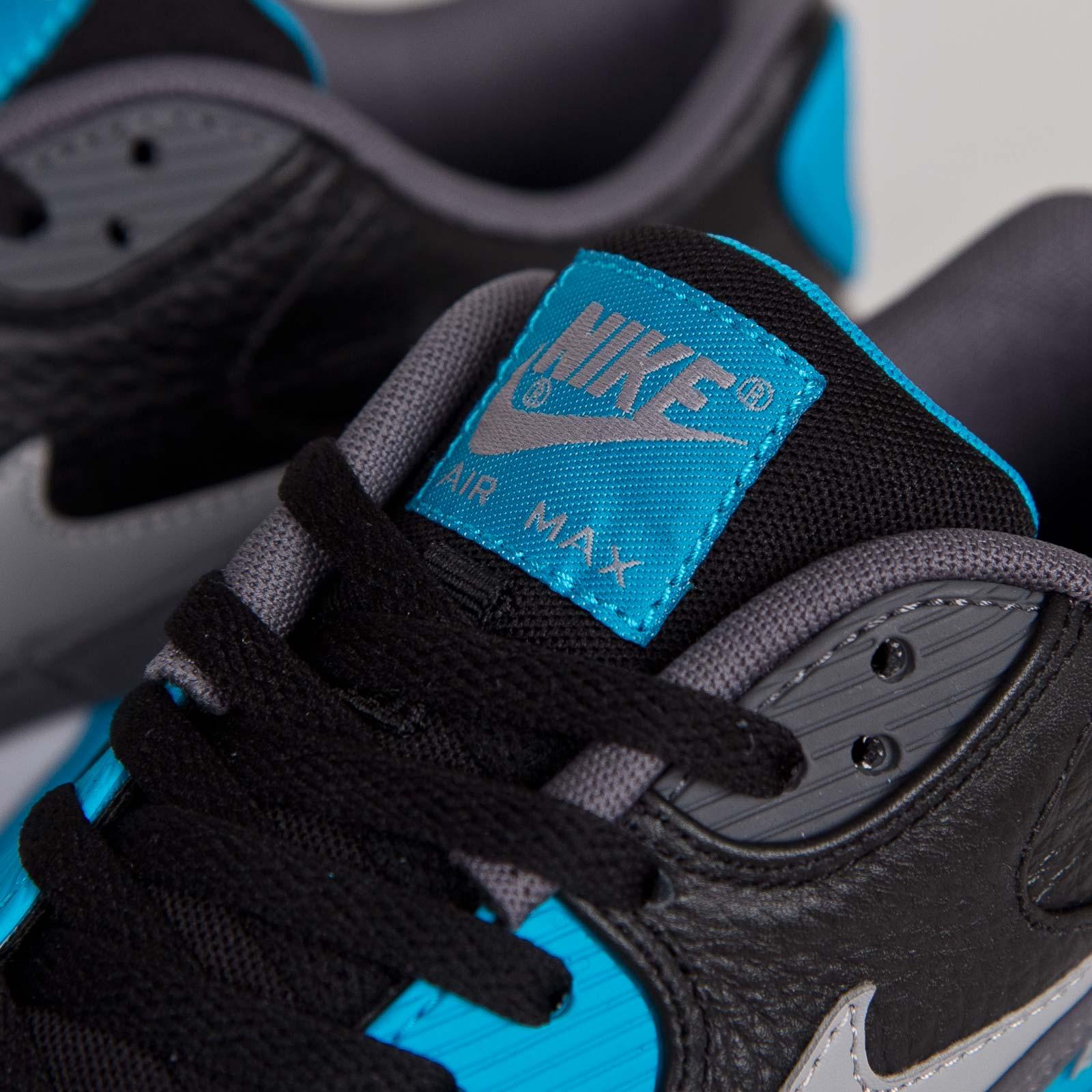 Nike Air Max 90 Leather 652980 004 Sneakersnstuff