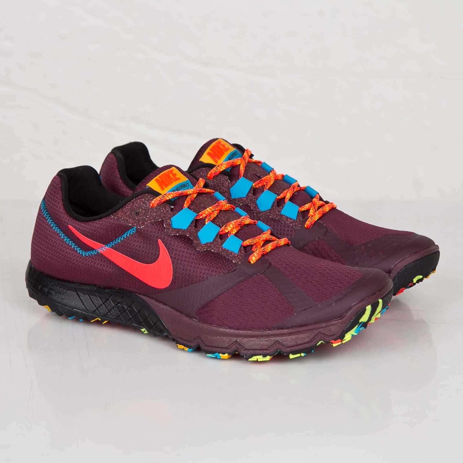 Nike Air Zoom Wildhorse 2 - 654441-601