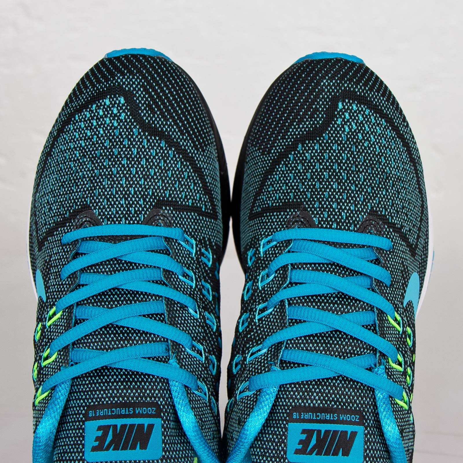 621346632da Nike Air Zoom Structure 18 - 683731-401 - Sneakersnstuff