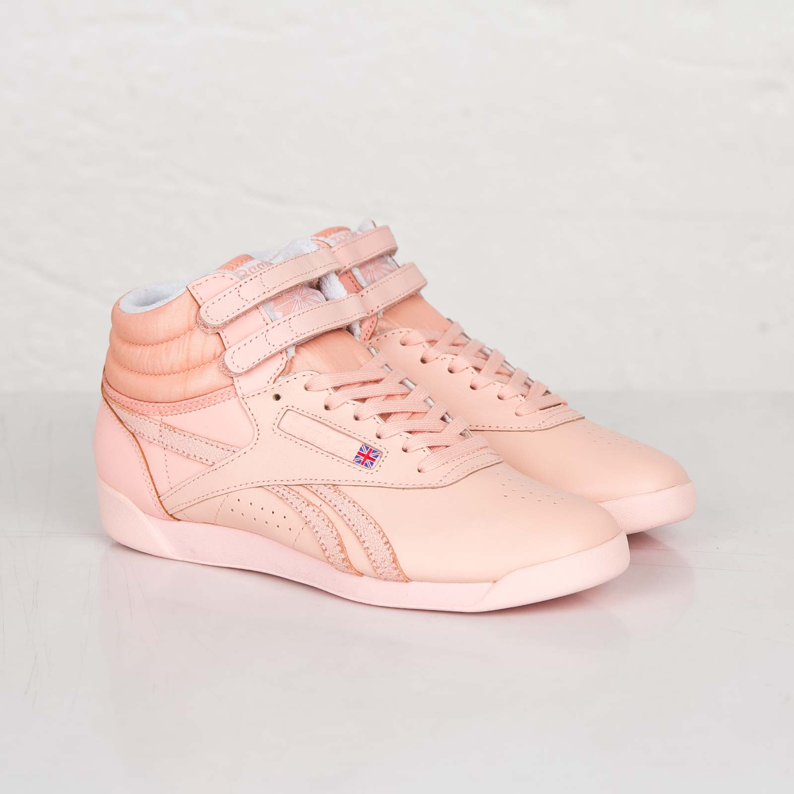 Reebok Freestyle Hi Spirit - M45864 - Sneakersnstuff  3c5f853b5