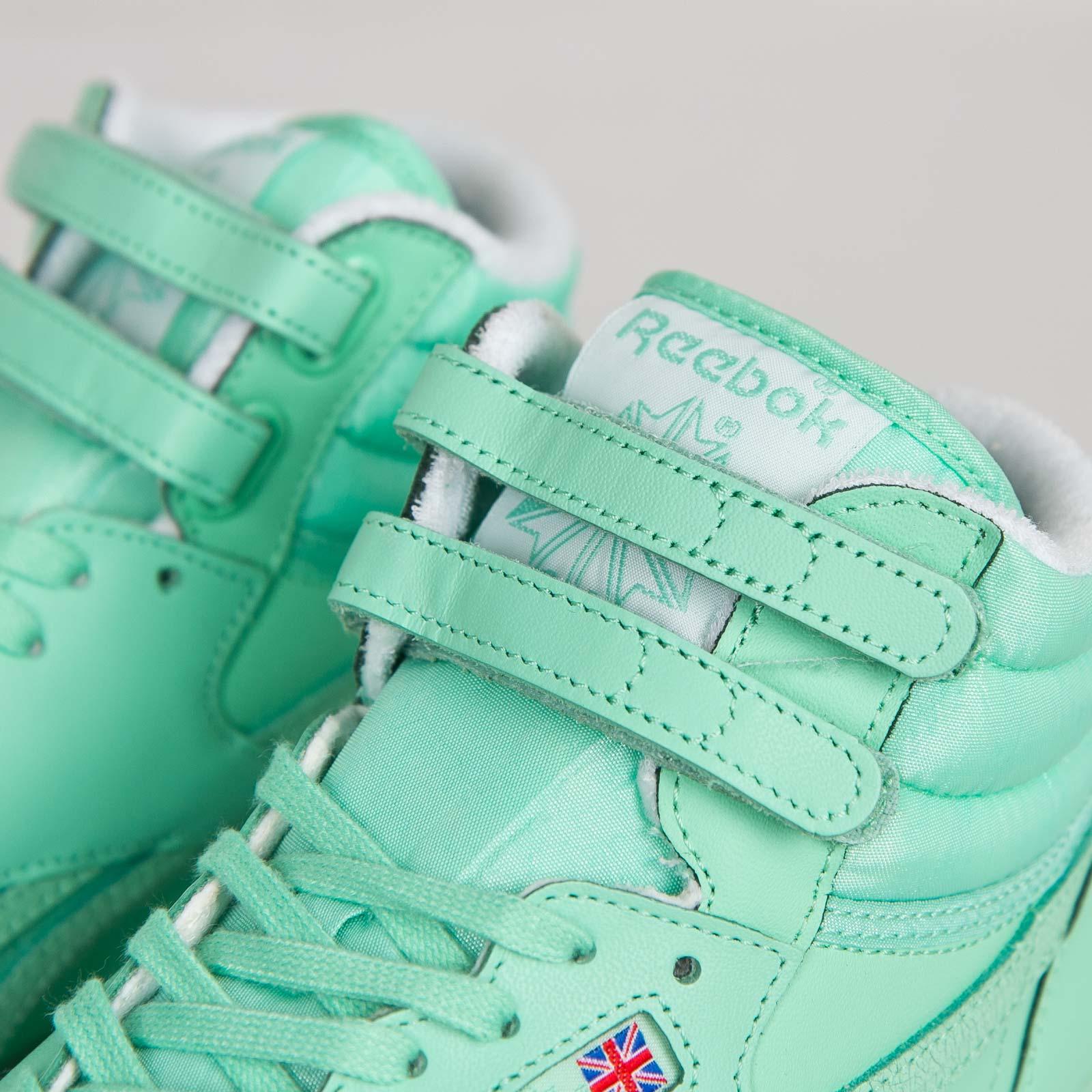 a8f227bb3d2bf Reebok Freestyle Hi Spirit - M45866 - Sneakersnstuff