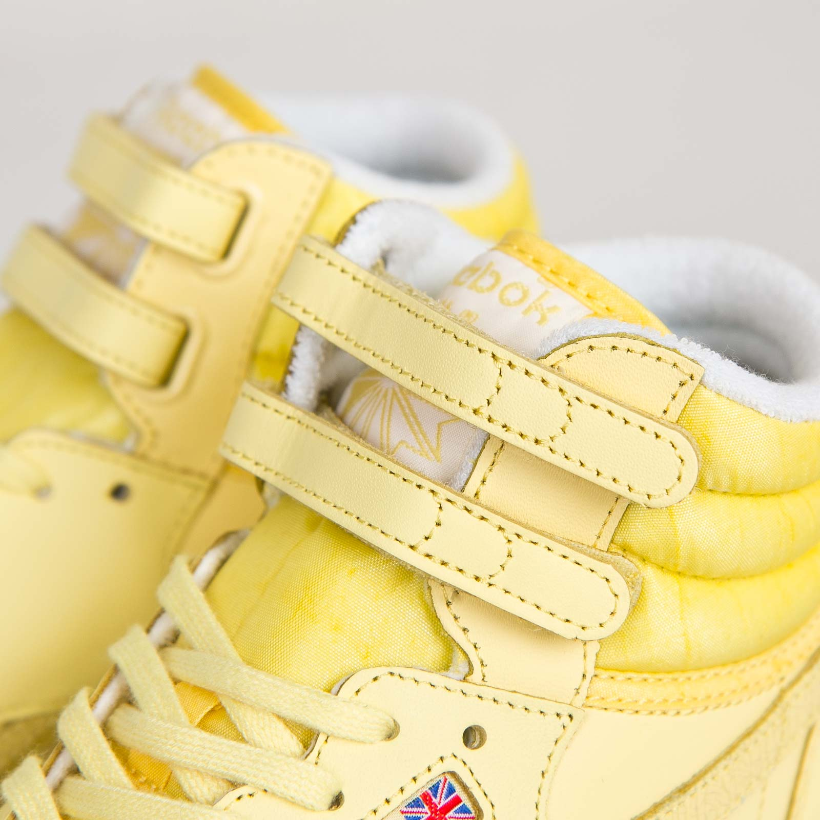 6273615e5df Reebok Freestyle Hi Spirit - M45863 - Sneakersnstuff