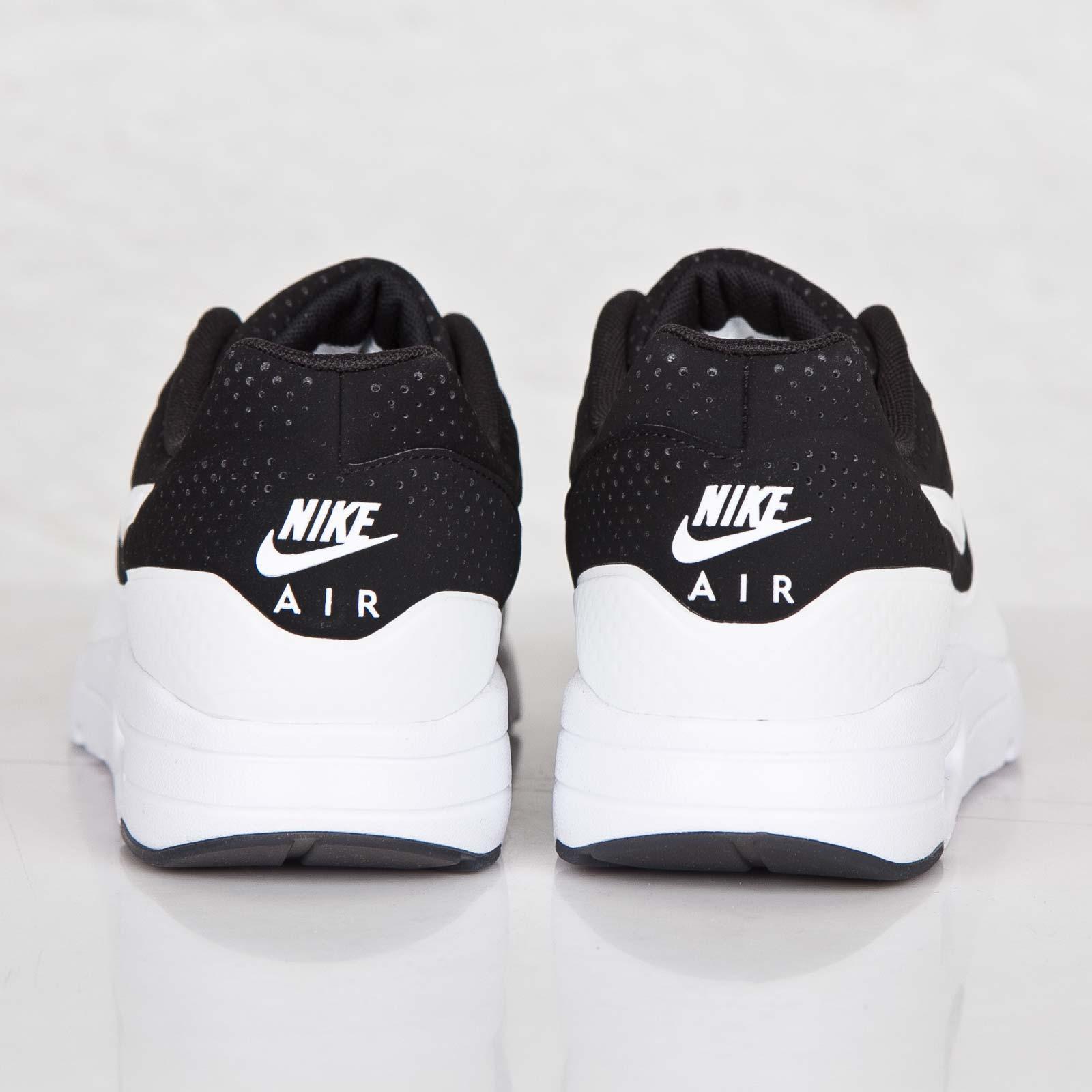 NIKE AIR MAX 1 ULTRA MOIRE OREO Nike Air Max 1 moire reflector black white black white 705297 001