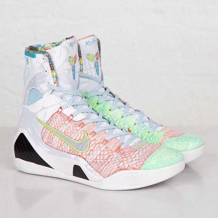 Nike Kobe IX Elite Premium - 678301-904