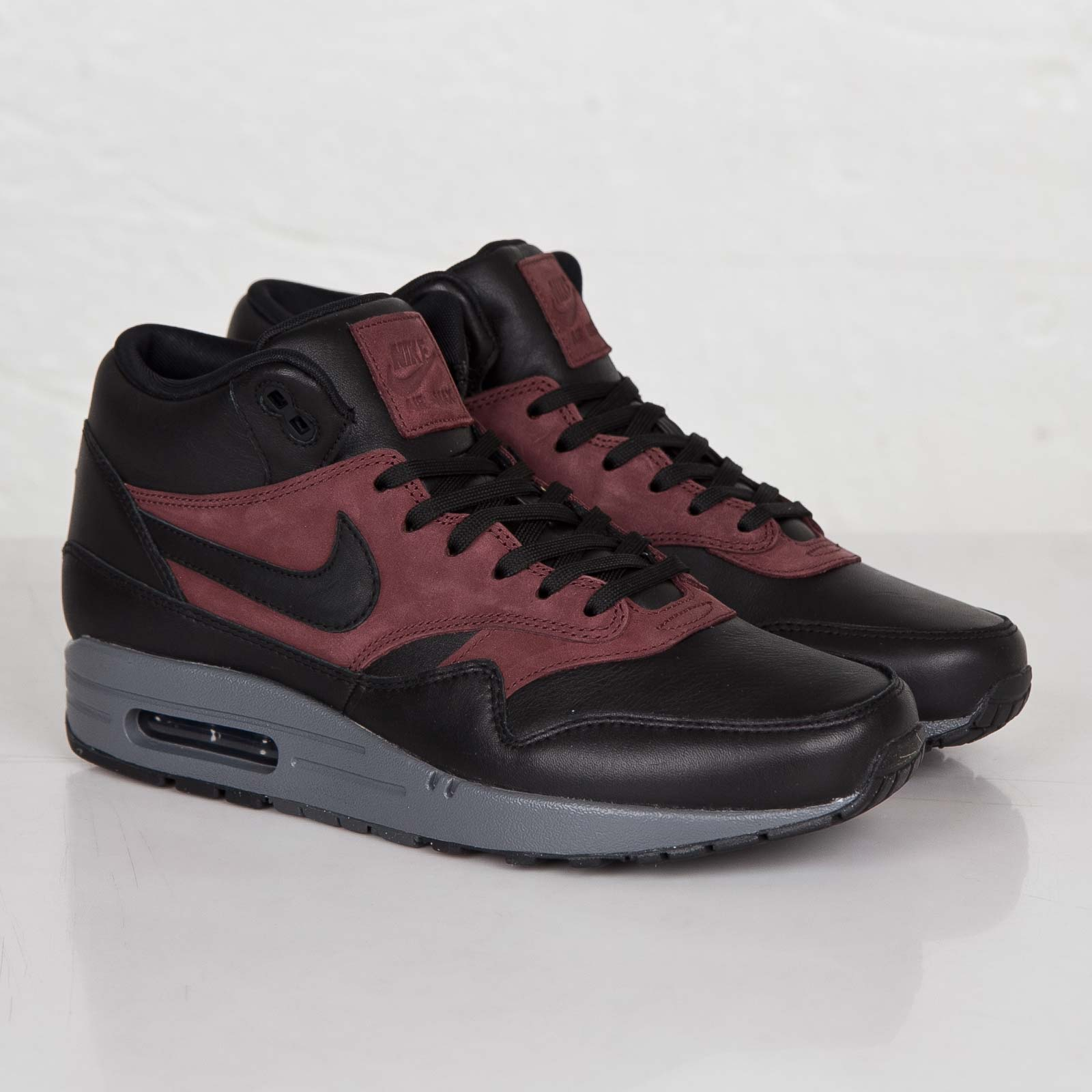 Nike Air Max 1 Mid Deluxe QS 726411 002 Sneakersnstuff