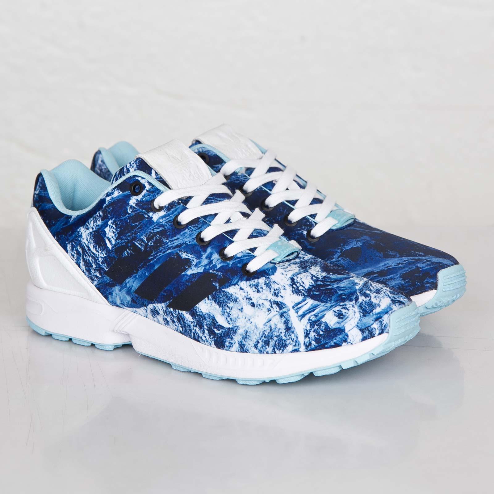 zx flux adidas wave
