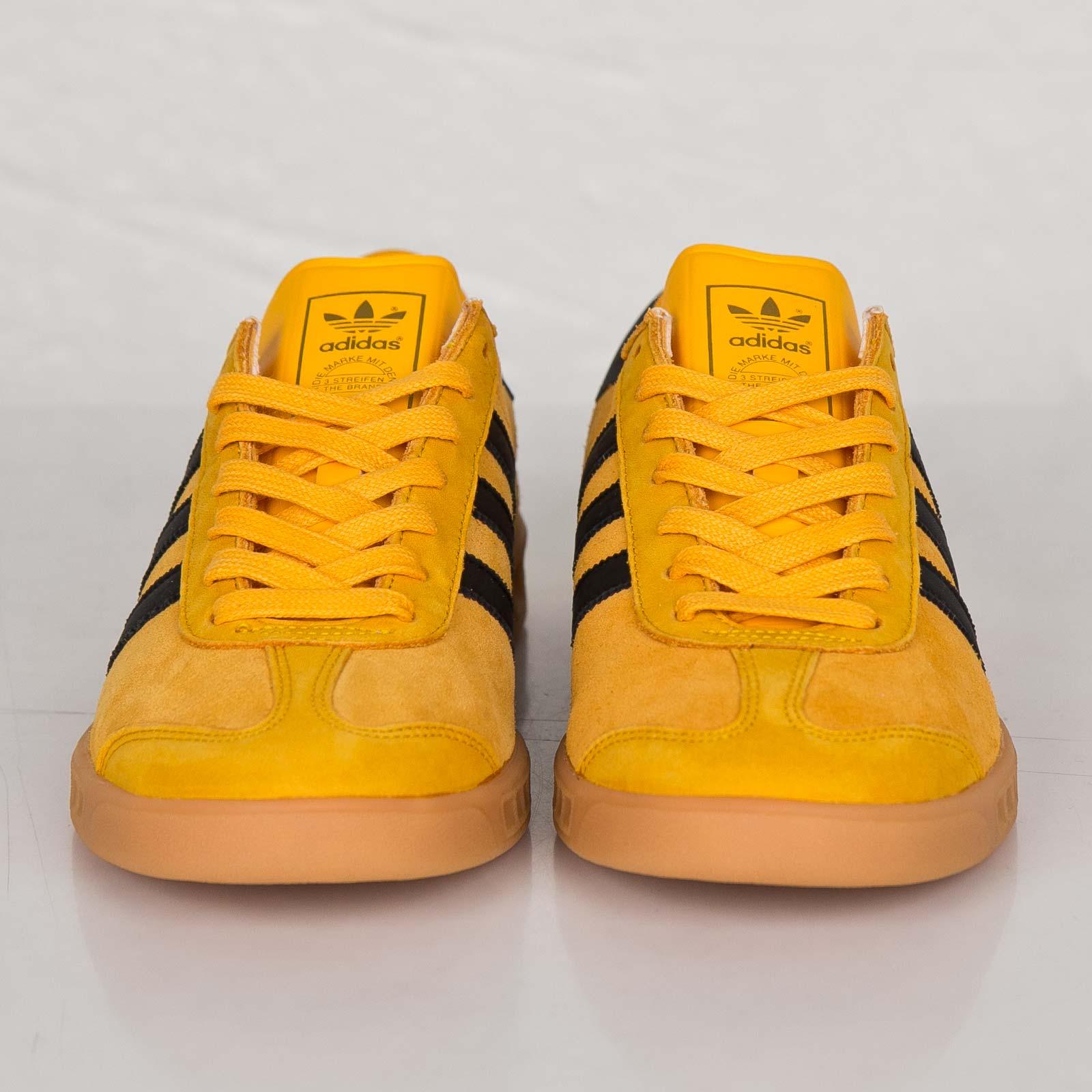 adidas hamburg jaune