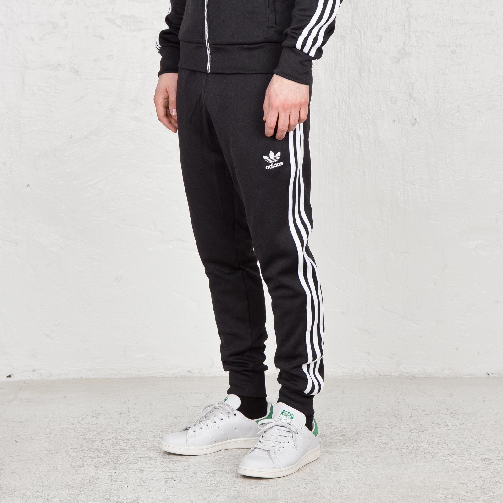 timeless design 94b30 31629 adidas Superstar Cuffed Track Pant adidas Superstar Cuffed Track Pant ...